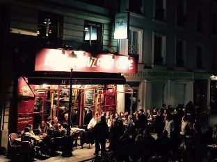LE BALBUZARD CAFE 75010 PARIS  RESTAURANT LICENCE IV