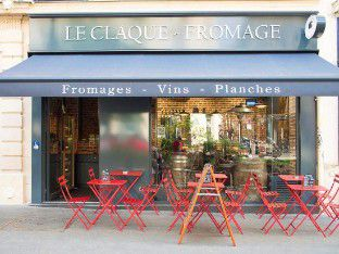 CHR HOME INSTALLE LE CLAQUE - FROMAGE